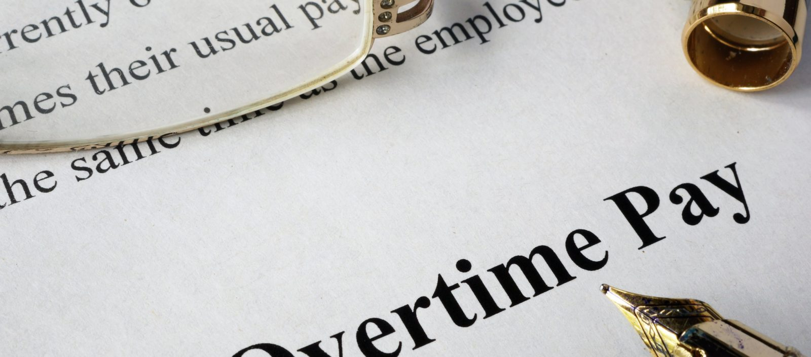 The Department of Labor has created an excellent resource about your state's overtime and premium pay laws. Review the table below for more information.