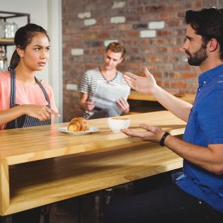 Try these tips to minimize the possibility of your restaurant employees being harassed at work.